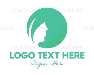 Skin Care - Parlor & Cosmetics Badge logo design