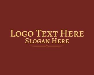 Firm - Legal Firm Wordmark logo design