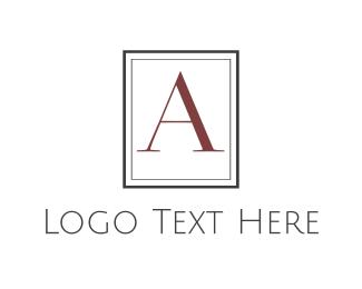 Sleek - Elegant Letter A logo design