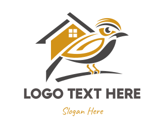 Golden  Bird House Logo