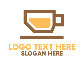 Flash Drive - Coffee Flash Drive logo design