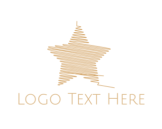 Seamstress - Thread Star logo design