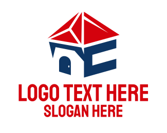 Builder - Apartment Realtor Builder logo design