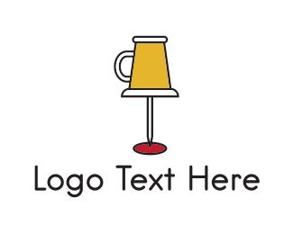 Brewer - Bar Tracker logo design
