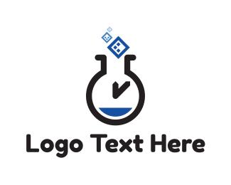 Time - Time Lab logo design