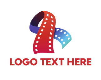 Film Ribbon Logo