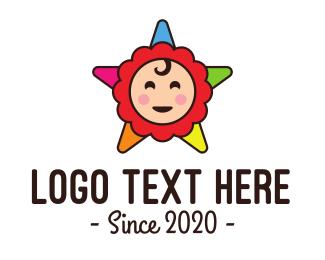 Baby - Star Baby Toy logo design