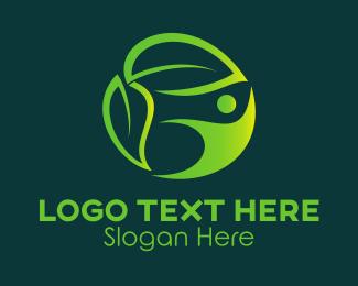 Foundation - Eco Foundation logo design