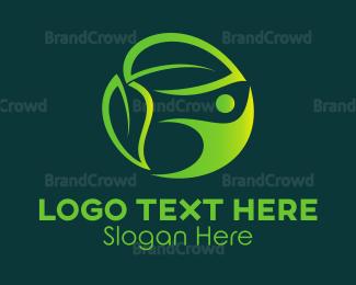 Renewable - Eco Foundation logo design
