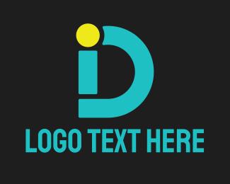 Id - Design Studio I & D logo design