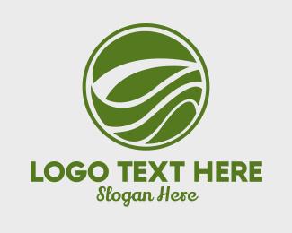Growth - Circular Organic Growth logo design