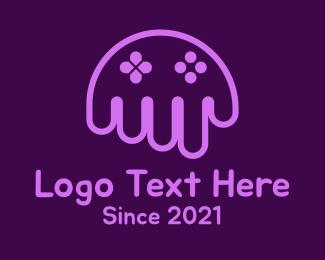 Cool Avid Gamer  Logo