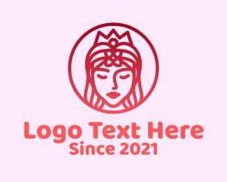 Beauty Clinic - Beautiful Princess logo design