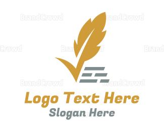 Approval - Leaf Check logo design