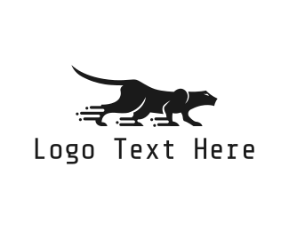 Sports - Fast Panther logo design