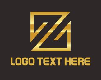 """""""Gold Z Emblem"""" by sonjapopova"""