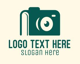 Social Media - Photography Book logo design