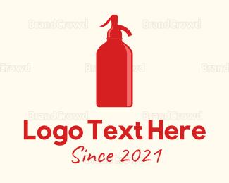 Water - Soda Refill logo design