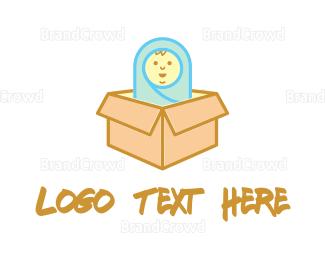 """Baby Box"" by radkedesign"