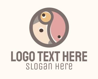 Pets - Pets Veterinarian Badge logo design