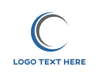 Financial - Abstract Circle logo design