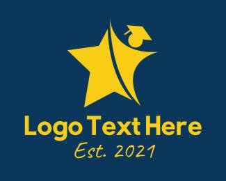 Golden Star School  Logo