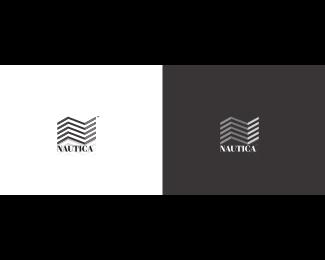 Shape - Grey Lines logo design