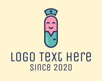 Medical - Medical Happy Pill logo design
