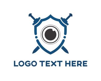 Lens Shield Logo