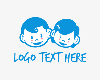 Cute - Cute Kids logo design