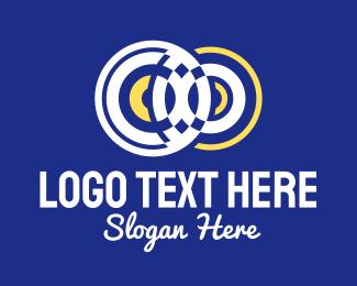Optical - Contact Lens Optical logo design