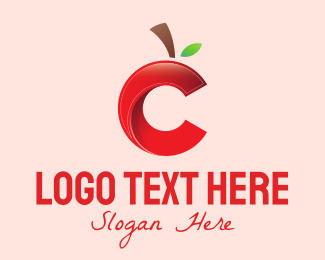 Cherry - Red Cherry logo design