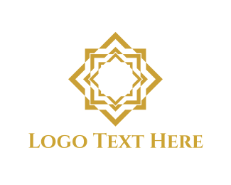 Beautify - Gold Star logo design