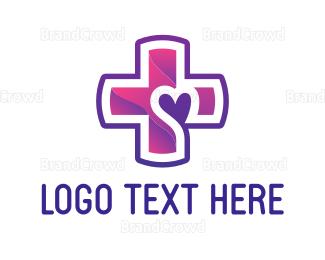 """""""Purple Cross"""" by town"""