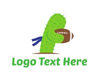 Team - Cactus Team logo design
