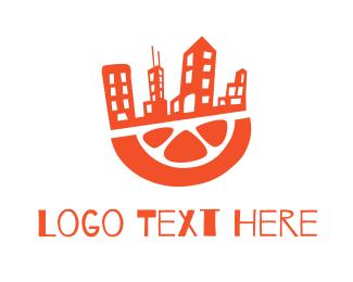 Smoothie - Orange City logo design