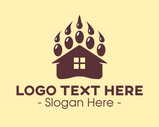 Lodge - Wild Lodge logo design