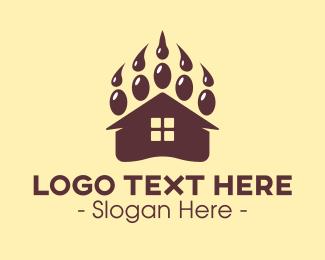 Lodge - Wild Lodge logo design