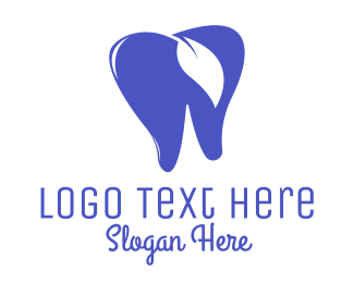 Green And White - Green Tooth logo design