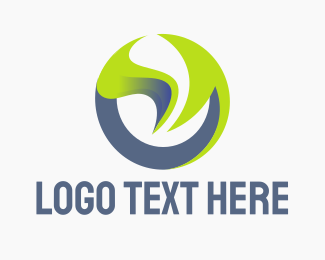Business Firm - Abstract Business Globe Circle logo design
