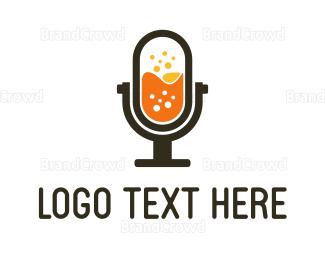 Smoothie - Fresh Voice logo design