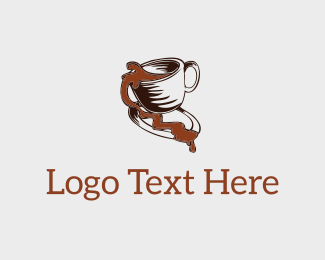 Tea - Rocky Coffee logo design