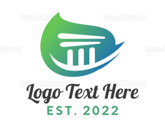 Green Build Logo Maker
