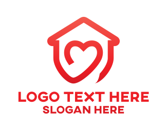 Cardiologist - Love House logo design