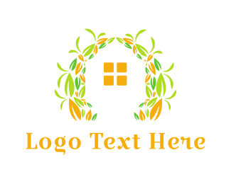 House Garden Logo