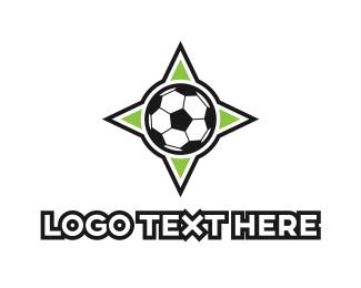 """Soccer Star"" by LogoBrainstorm"