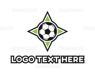 Barcelona - Soccer Star logo design