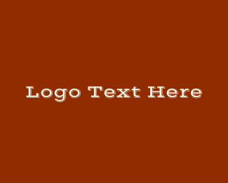 Cowboy - Wild West  logo design