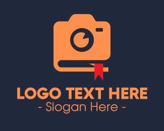 Photograph - Classic Photo Book logo design