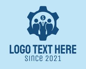 Financial - Blue Financial Agency logo design